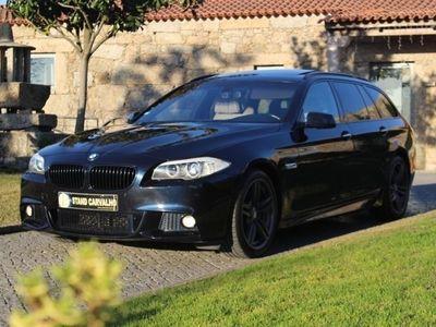 brugt BMW 535 d Pack M Auto