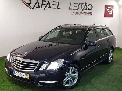 usado Mercedes E250 CDI BlueEfficiency