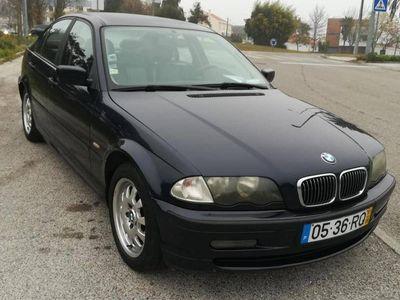 usado BMW 320 D 136cv impecável