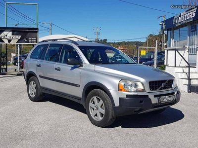 usado Volvo XC90 2.4 D5 AWD 185cv