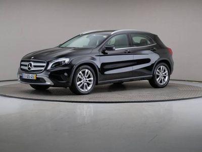 usado Mercedes GLA180 GLACDi G-MAC Edition