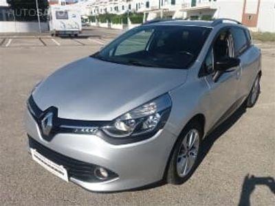 usado Renault Clio ST 1.5 dCi Limited (90cv) (5p)
