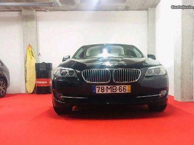 brugt BMW 520 sport