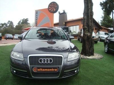 usado Audi A6 avant A. 2.0 TDi