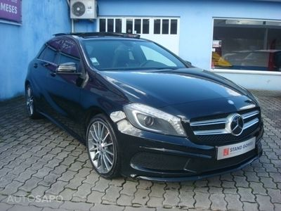 usado Mercedes A220 CDI BE Auto AMG