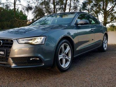 usado Audi A5 Sportback 2.0 TDi (150cv) (5p)