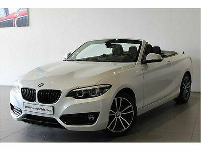 usado BMW 218 d Cabrio LCI