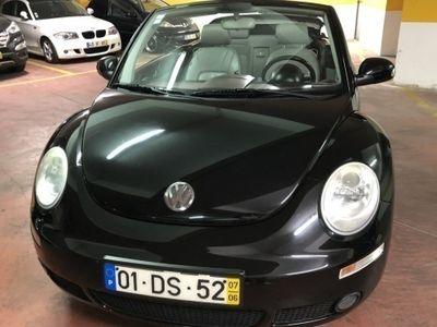 used VW Beetle NewCabriolet 1.4