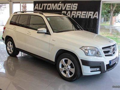 brugt Mercedes GLK200 GLK 220CDi BE