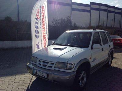 used Kia Sportage 2.0 TDi A (83cv) (5p)
