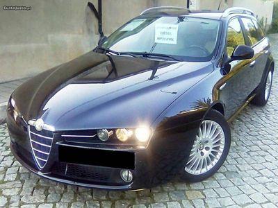 gebraucht Alfa Romeo 159 SW 1.9JTDM 150cv NAC