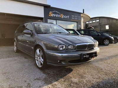 usado Jaguar X-type 2.0d
