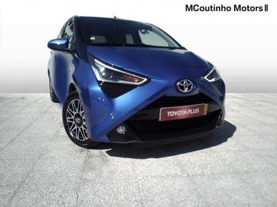 usado Toyota Aygo AYGO5P 1.0 x-clusiv