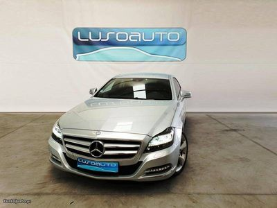 usado Mercedes CLS350 CDI