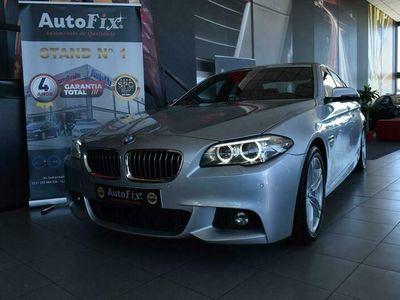 usado BMW 520 DA PACK M AUTO 190CV