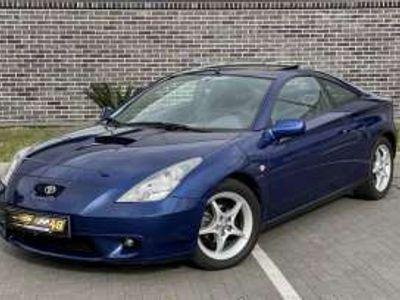 usado Toyota Celica Gasolina