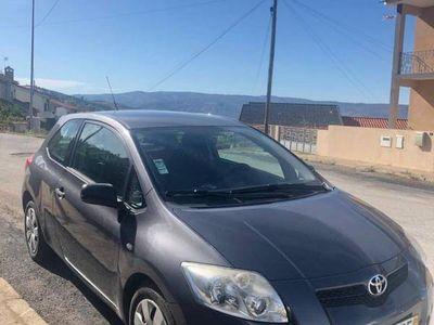 usado Toyota Auris Basic