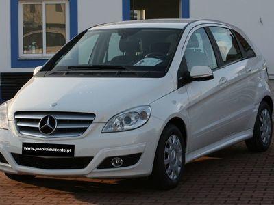 usado Mercedes B160 1.5 Blue Efficiency (95cv)