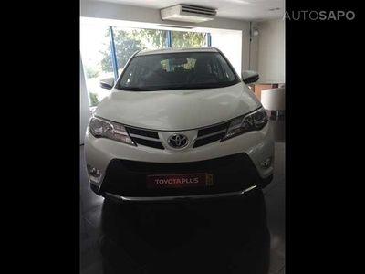 usado Toyota RAV4 2.0 D-4D Exclusive+GPS