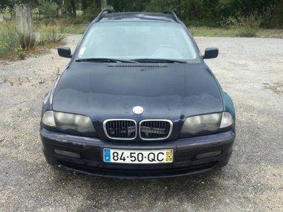 usado BMW 320 d 136cv Nacional