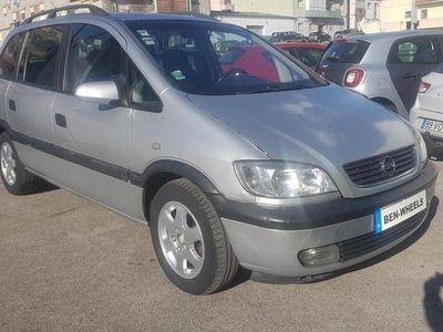 gebraucht Opel Zafira 2.0 dti 7lug