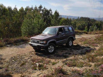 usado Opel Monterey 3.1TD RS 115cv