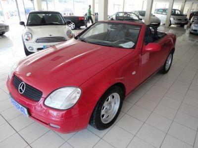 usado Mercedes SLK200 SLK 136CV