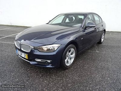 usado BMW 320 d Line Modern(184cv) - 13