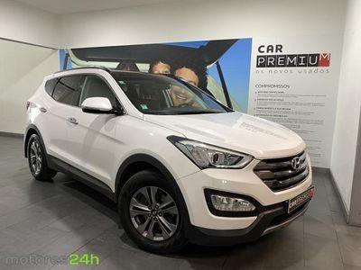 usado Hyundai Santa Fe 2.2 Crdi 4X2 7 Wagon Style