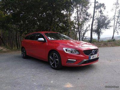 usado Volvo V60 D2 R-Design - Usado
