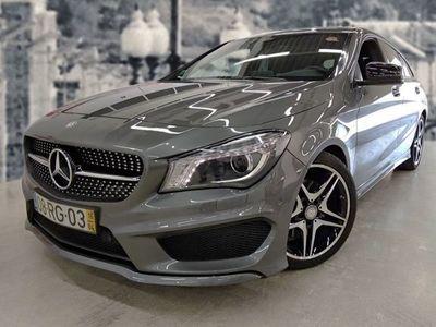 usado Mercedes CLA220 D Shoot Break AMG Line Auto