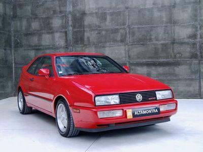 usado VW Corrado G60 - Versão USA