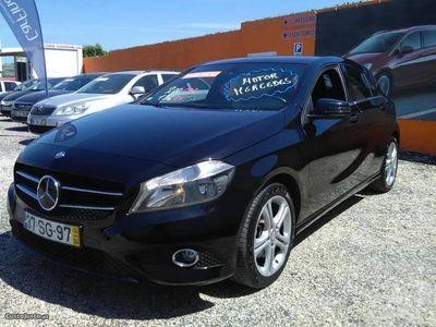 usado Mercedes A200 Cdi Urban 136Cv