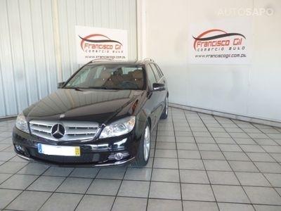 usado Mercedes C250 Classe C STATIONCDI AVANTGARDE BE AUT (204CV) (5P)