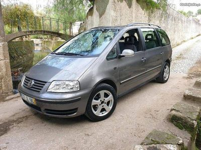 usado VW Sharan 2.0 bluemotion