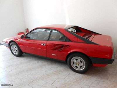 usado Ferrari Mondial 8 F108ALQ 1DonoImpec