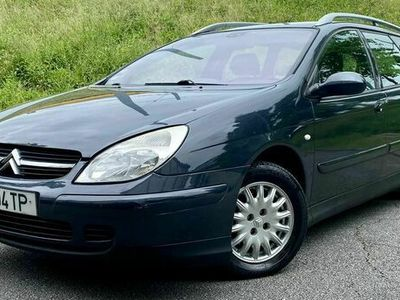 usado Citroën C5 Break 2.0 HDi SX