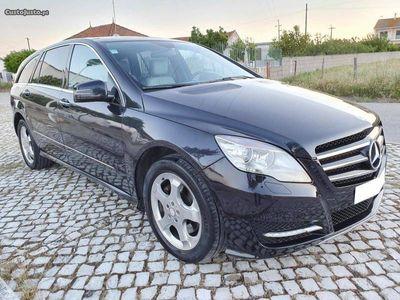 usado Mercedes R350 CDI FULL EXTRAS BOA