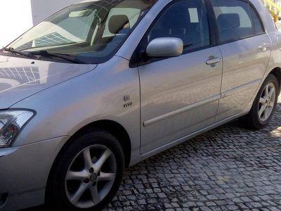 brugt Toyota Corolla E12 2004 1.4VVTI