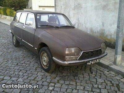 usado Citroën GS break