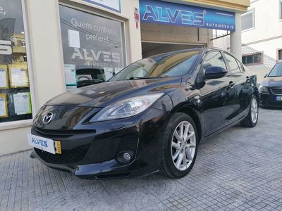usado Mazda 3 MZ-CD 1.6 Exclusive Plus