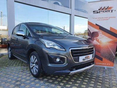 usado Peugeot 3008 1.6 HDI
