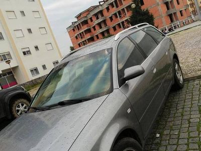 brugt Audi A6 Tdi 2.5 4x4