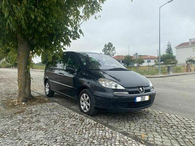 usado Peugeot 807 NavTech