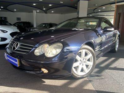 usado Mercedes SL350 3.7 EXCLUSIVE