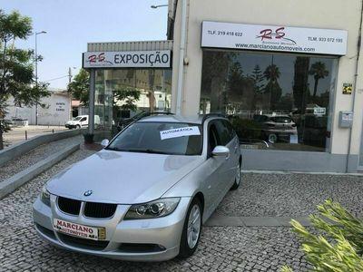 usado BMW 320 177 CV AUTOMÁTICA