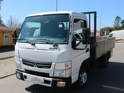 used Mitsubishi Canter 3S13 // 2013 // CURTA