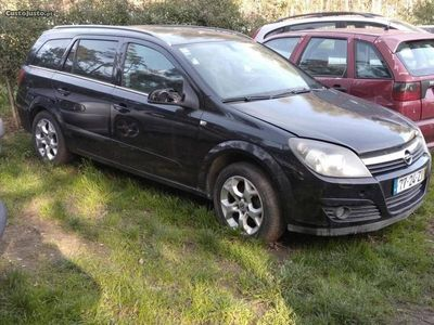 brugt Opel Astra 1.7 CDTI 100cv