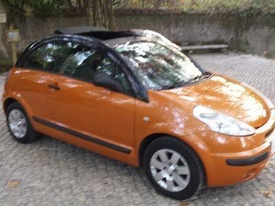 usado Citroën C3 Pluriel 1.4 HDI