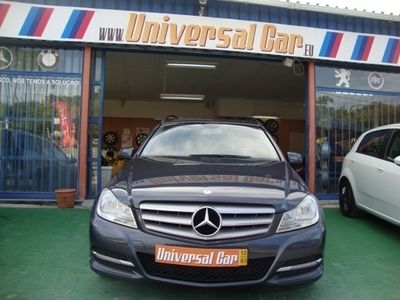 usado Mercedes C200 Classe CCDi Elegance BE (136cv) (5p)